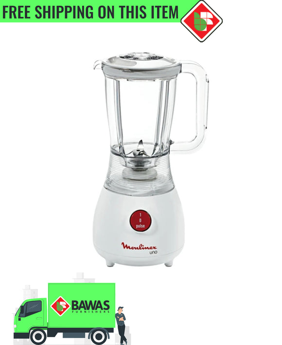Moulinex Uno Blender No Attachments - White