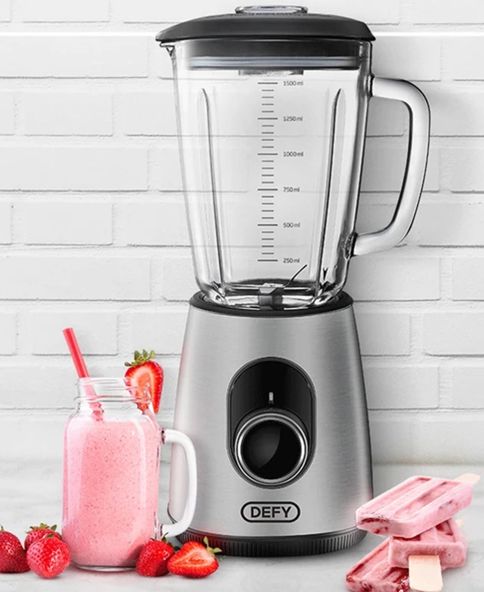 Defy Table Blender InoxTB7802