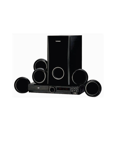 Telefunken 5.1 HDMI Home Theater System THT-5000HDMI