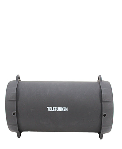 Telefunken Hip Hop Bluetooth Speaker - Black