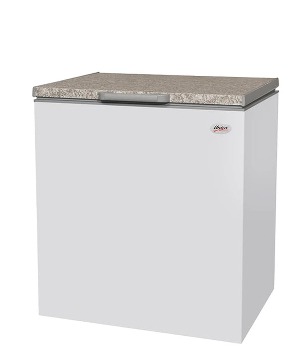 Univa UC210W Chest Freezer