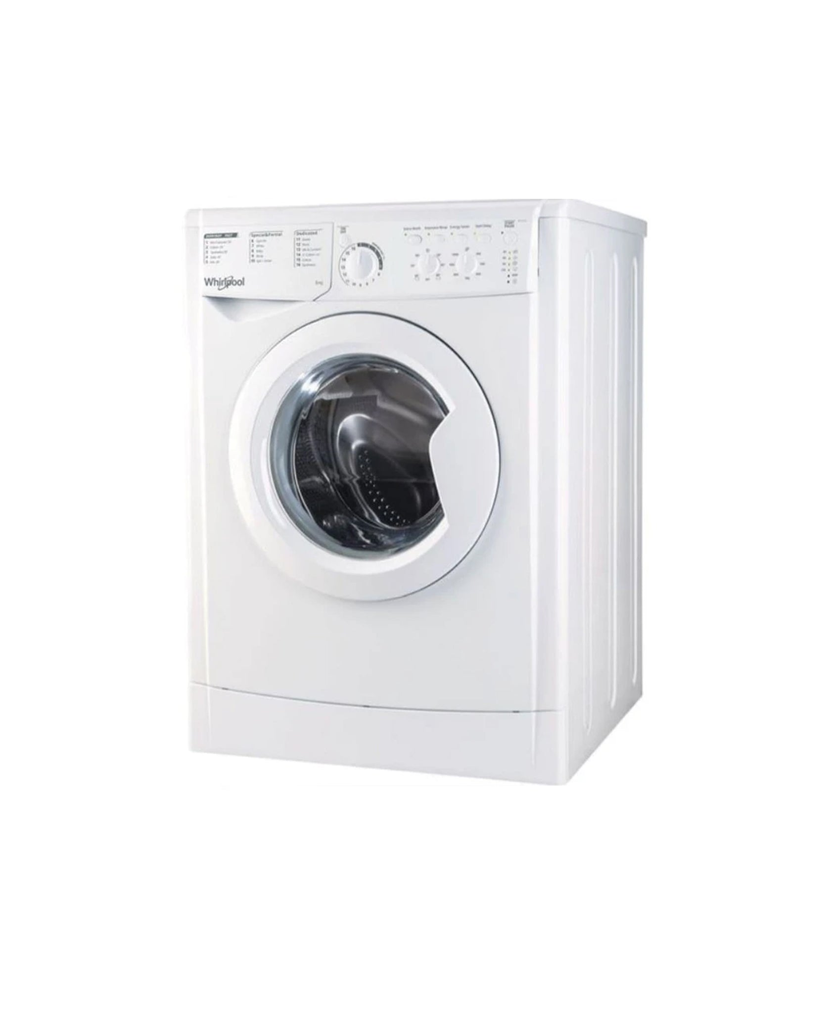 WHIRLPOOL WCL6100SA F/LOADER WASHING MACHINE