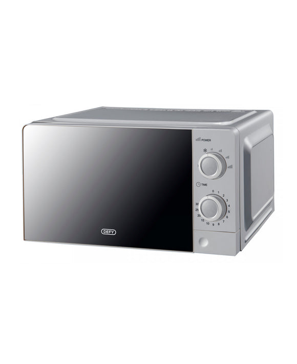 Defy 20lt Microwave Silver DMO381 (On Promo)