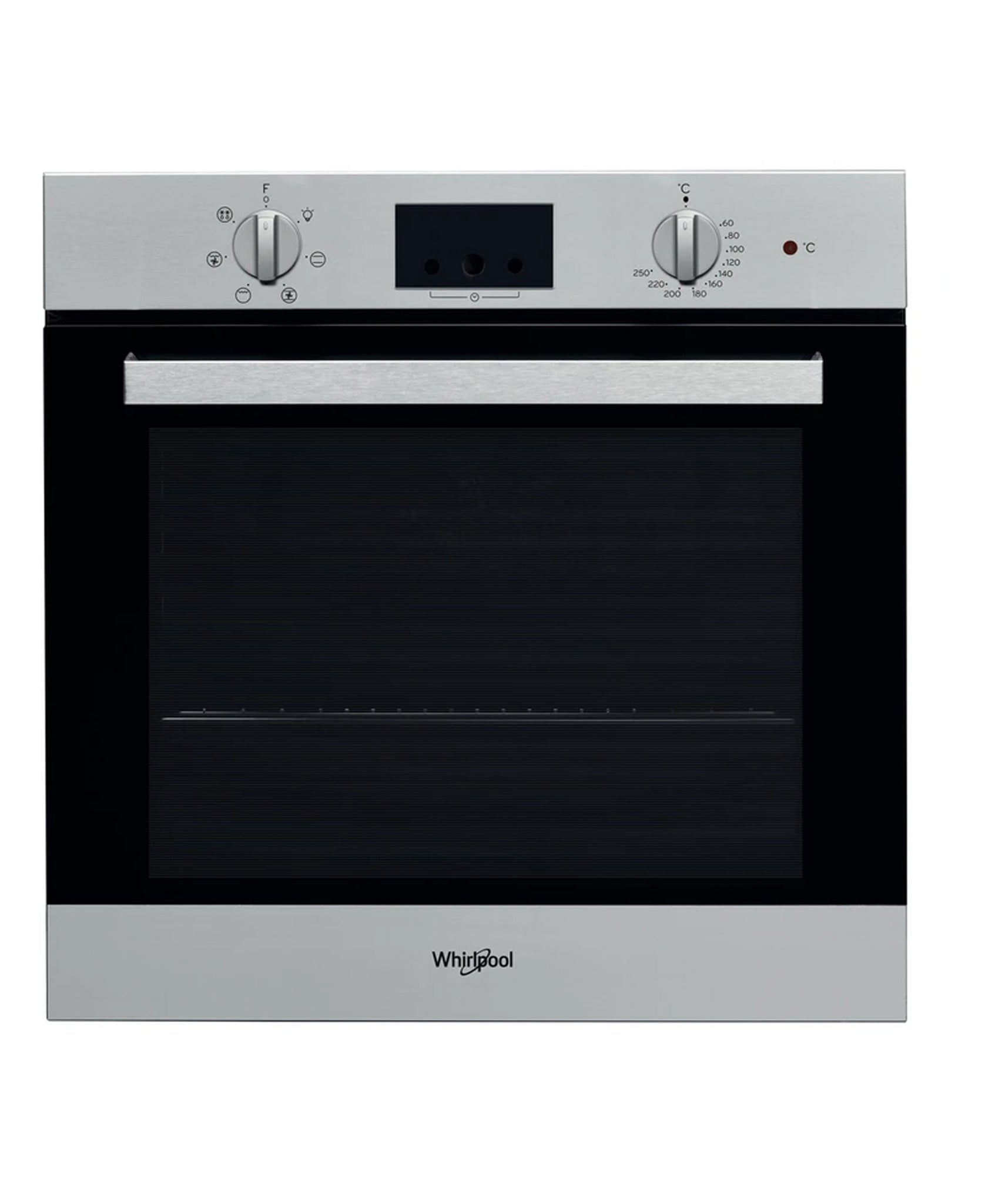 Whirlpool built -in electric oven: inox colour - AKP 605 IX