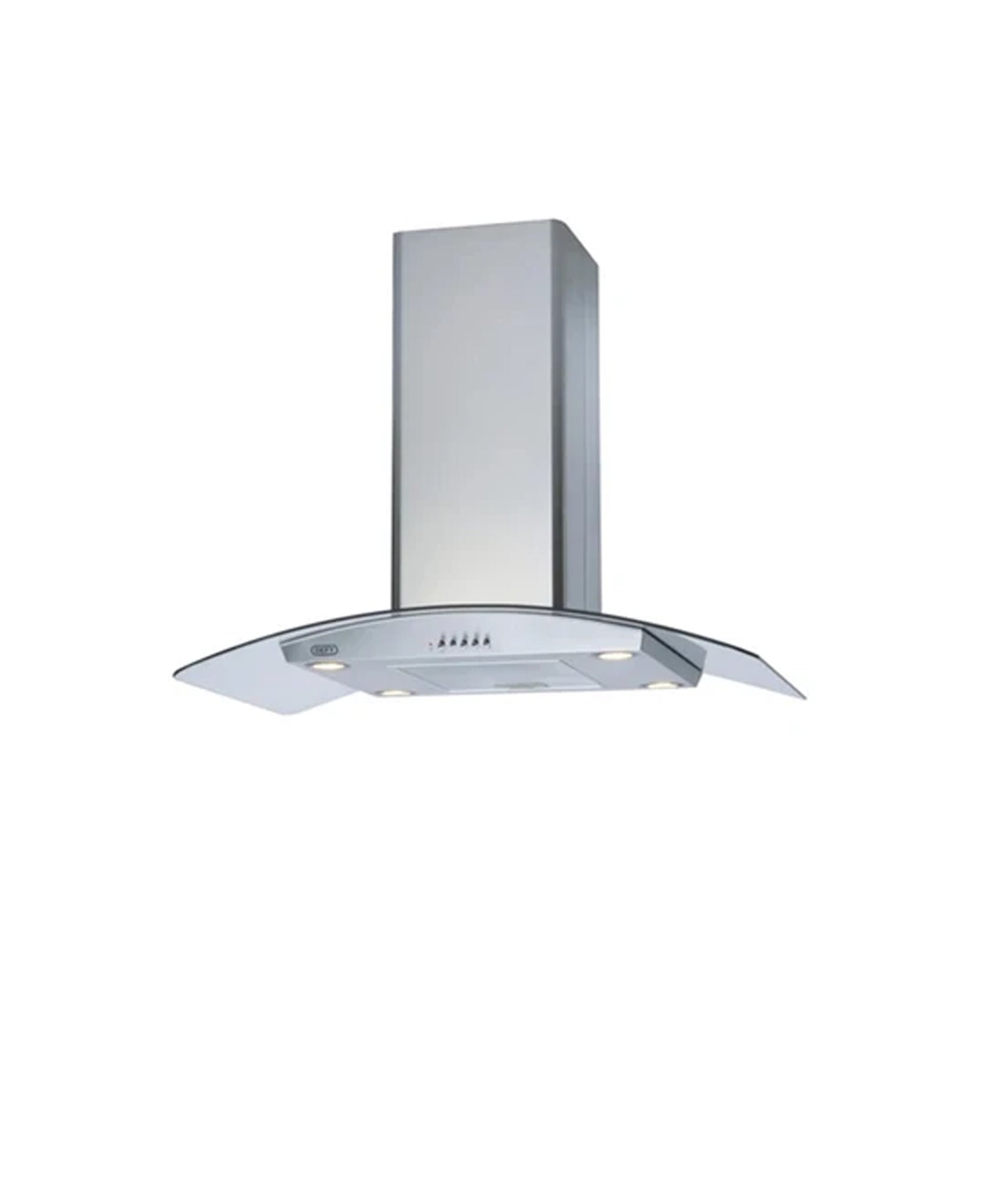 Defy Curved CookerHood Stainless Steel DCH323