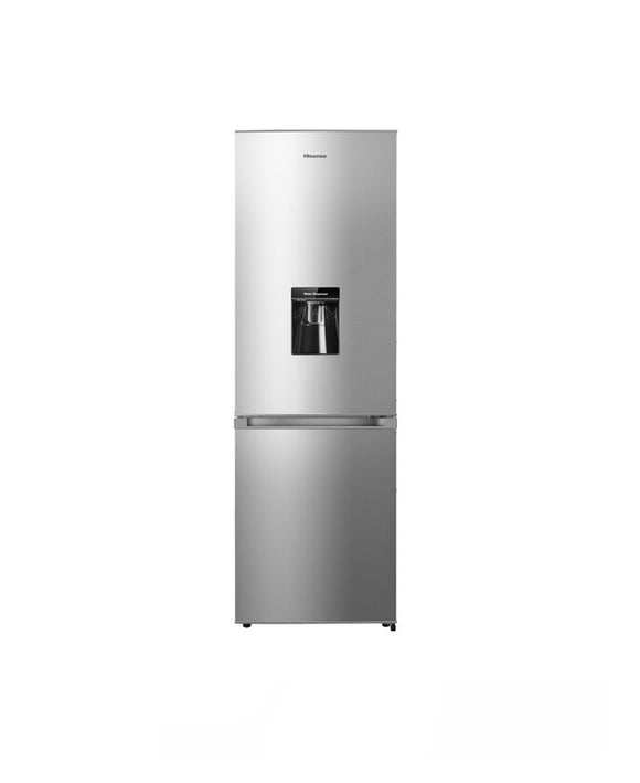 Hisense 359LT Metallic Water Dispenser Combi Fridge