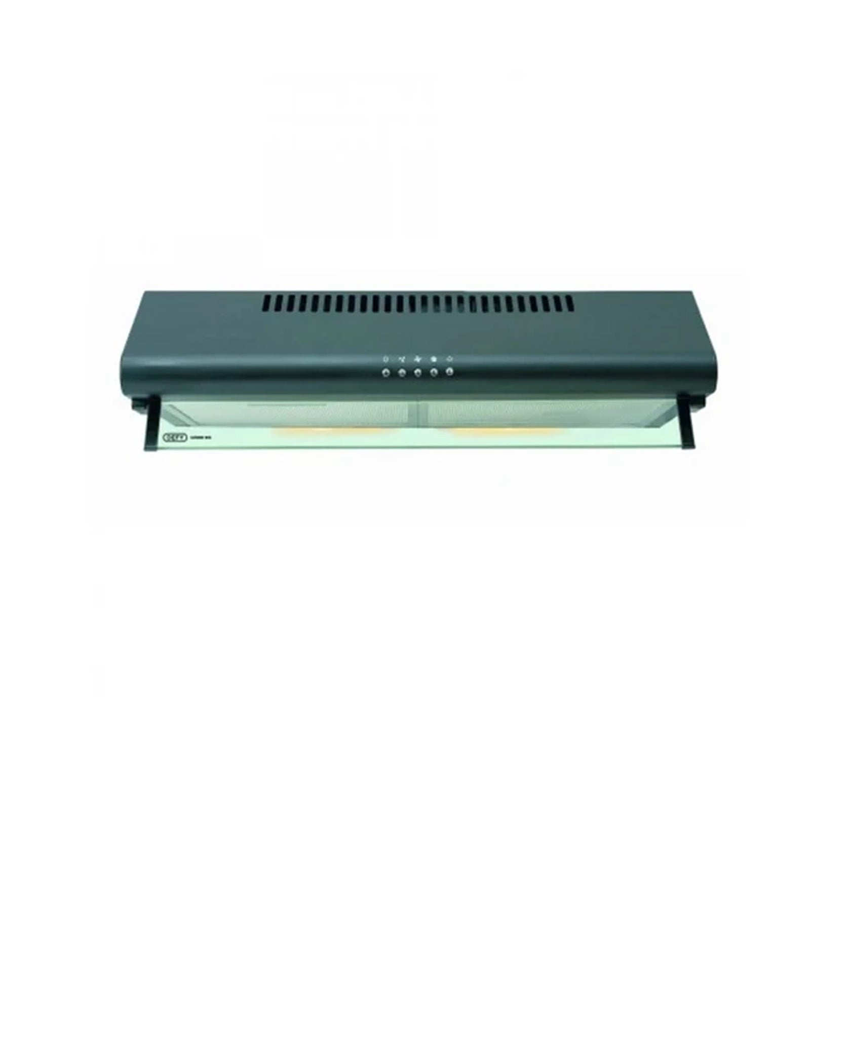 Defy Slimline Cooker Hood Black DCH290 (On Promo)