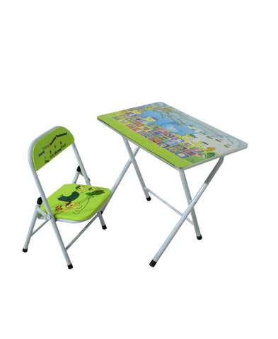 Kiddies Desk & Chair
