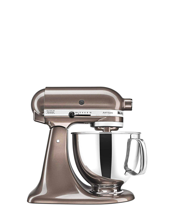 KitchenAid 4.8LT Stand Mixer + Free S/S Bowl - Apple Cider