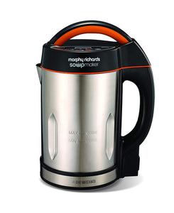 Morphy Richards Stainless Steel Soup Maker 800w - Silver