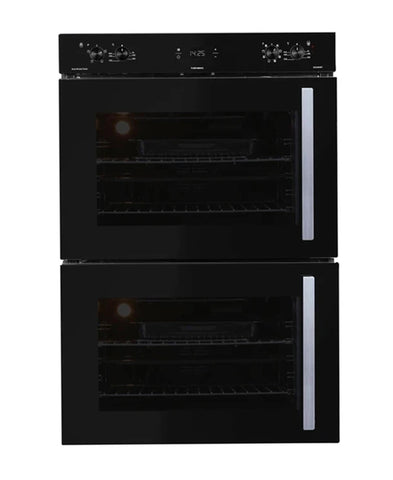 Defy Gemini Gourmet Multifunction Double Oven DBO467