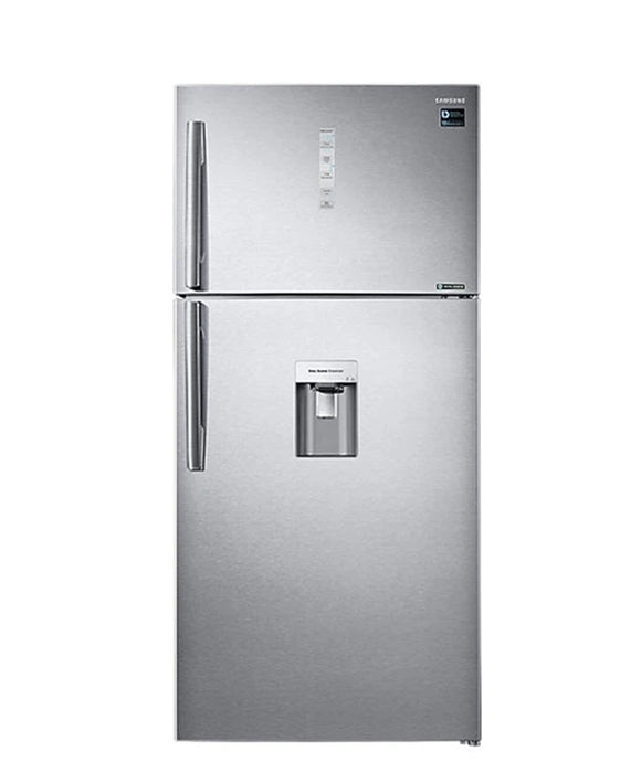 SAMSUNG 620L TOP FREEZER FRIDGE WITH TWIN COOLING PLUS RT62K7110SL