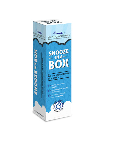 Strandmattress Snooze In A Box