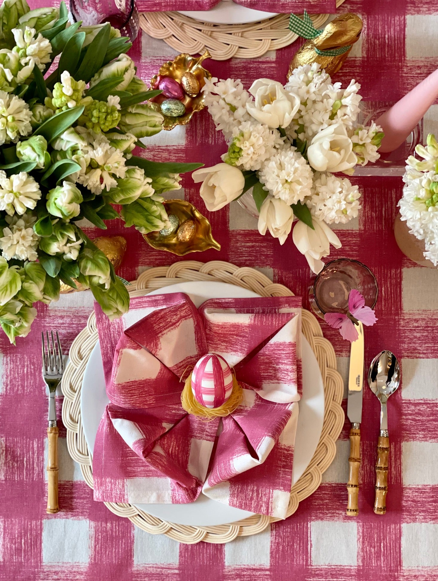 Setting Pretty- Easter Table