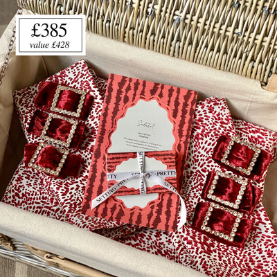 The Wild Child Hamper Gift Set - Berry