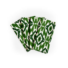 Load image into Gallery viewer, The Ikat Set - Green