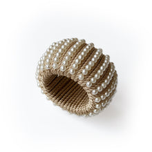 Load image into Gallery viewer, Pearl Napkin Ring