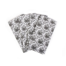 Load image into Gallery viewer, The Romantic Napkins, Set of 4 - Grey