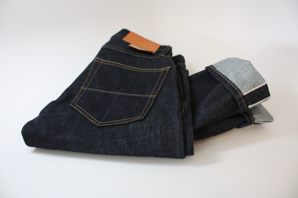 Raw Selvedge Denim Breakdown
