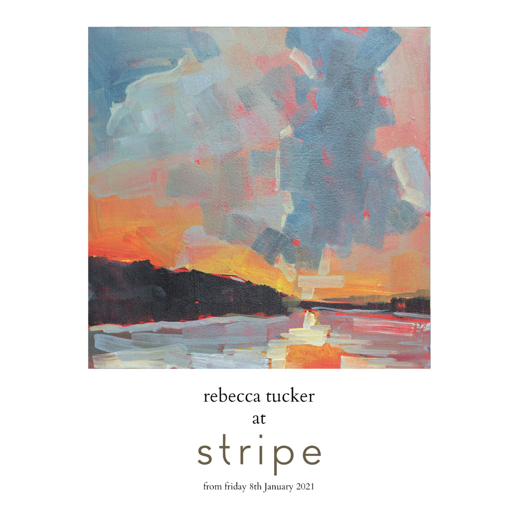 Rebecca Tucker - January Art Show