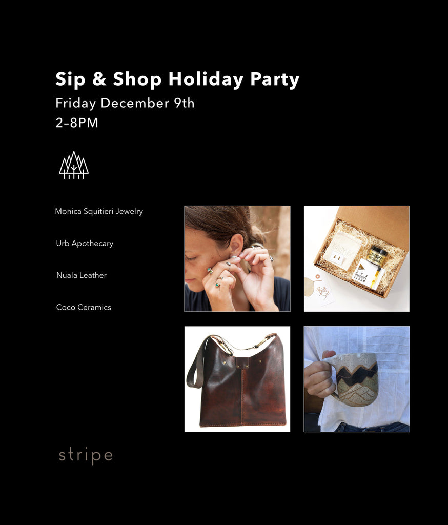 Sip & Shop Holiday Party