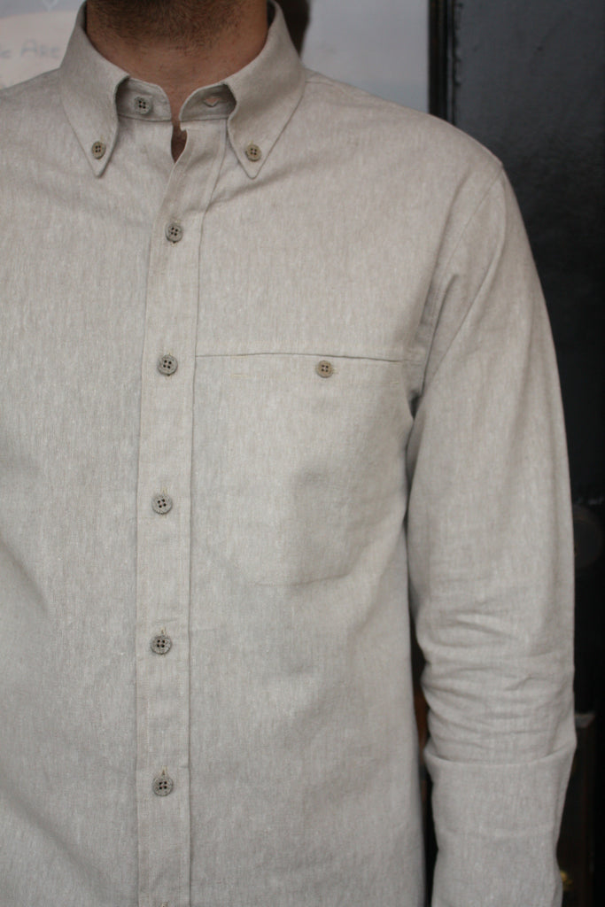 Raleigh Denim Workshop Button Down