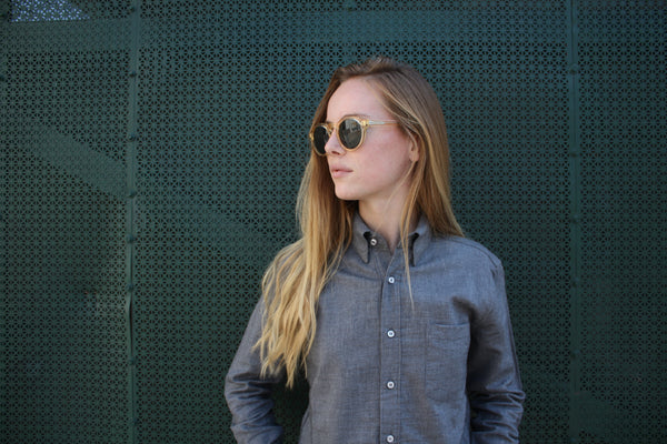 Eight+Sand Button Down
