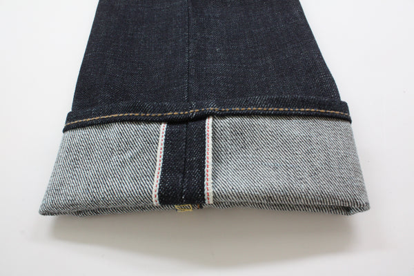 Red line selvedge