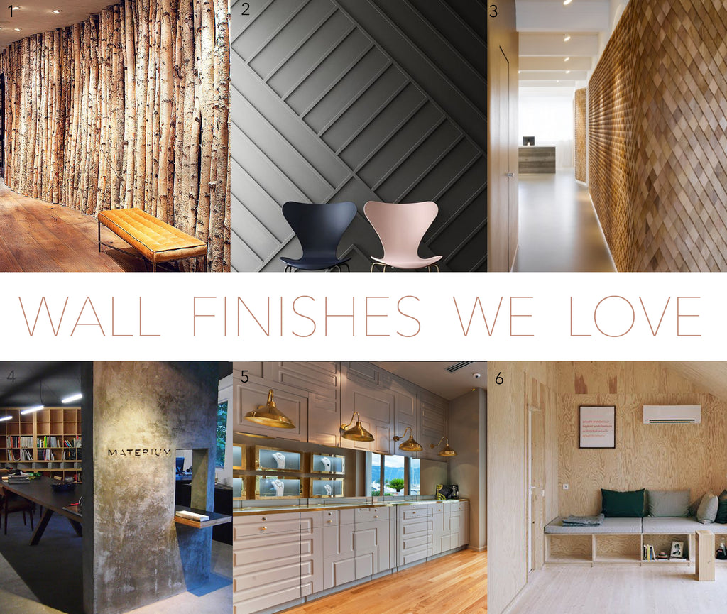 Wall Finishes We Love – Stripe Design Group