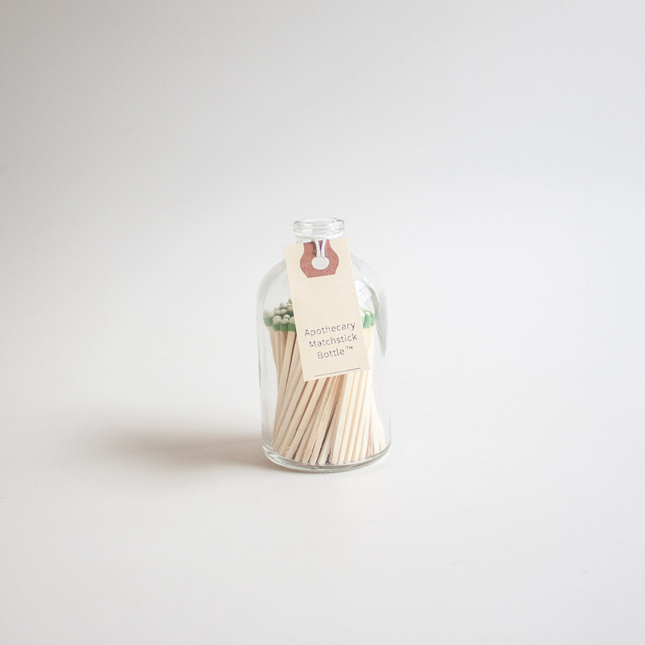 Strikeable Matchstick Bottle