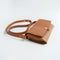 Stripe x Maybelle Hip Clutch Caramel