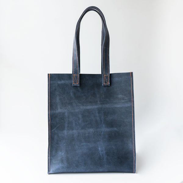 Ray Market Bag Denim Blue