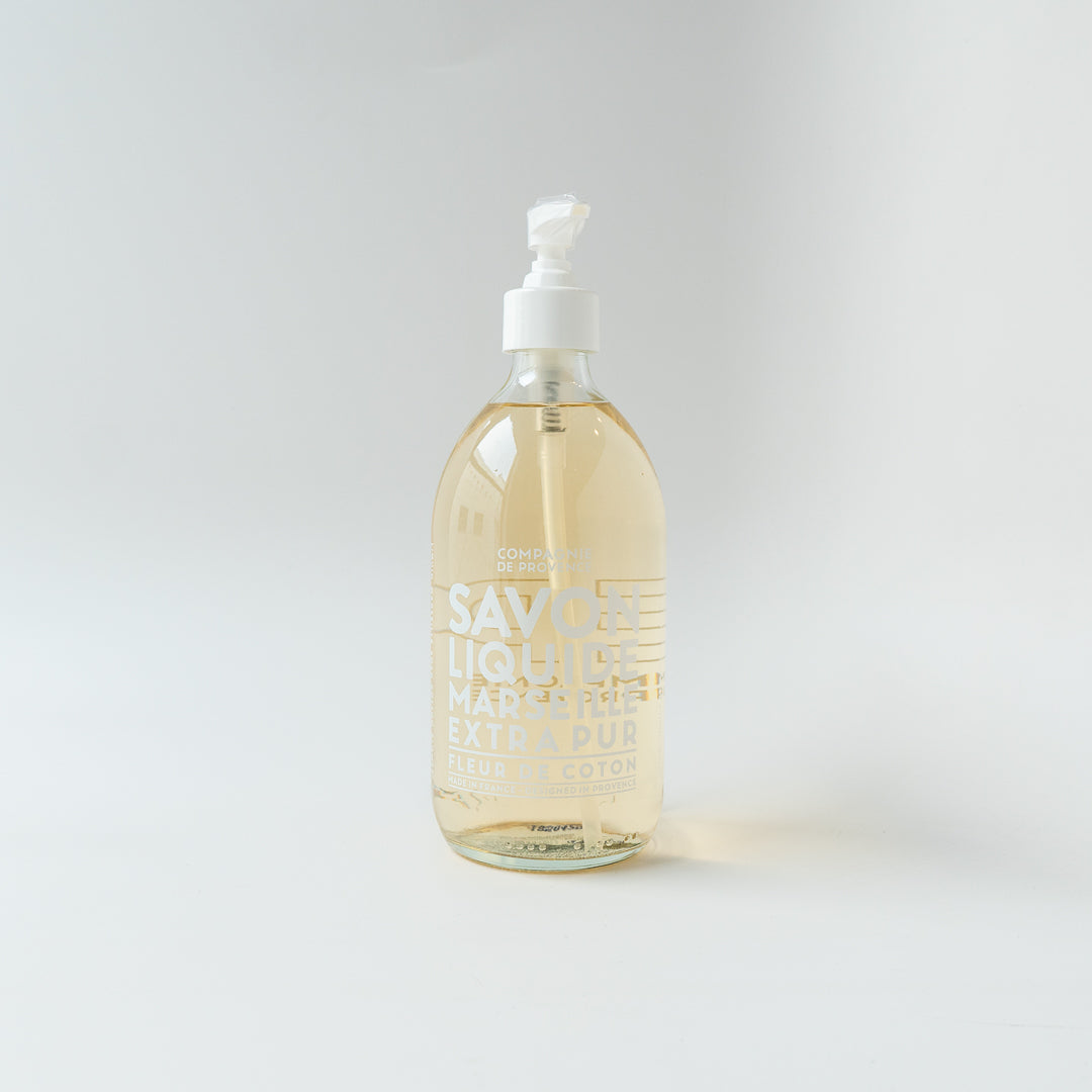 Cotton Flower Marseille Hand Soap