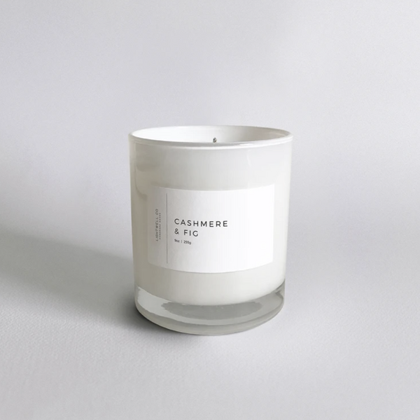 Cashmere and Fig Candle