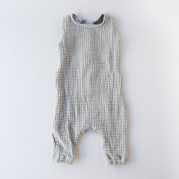 Coco Onesie Light Grey