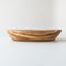 Handcarved Wooden Dough Bowl