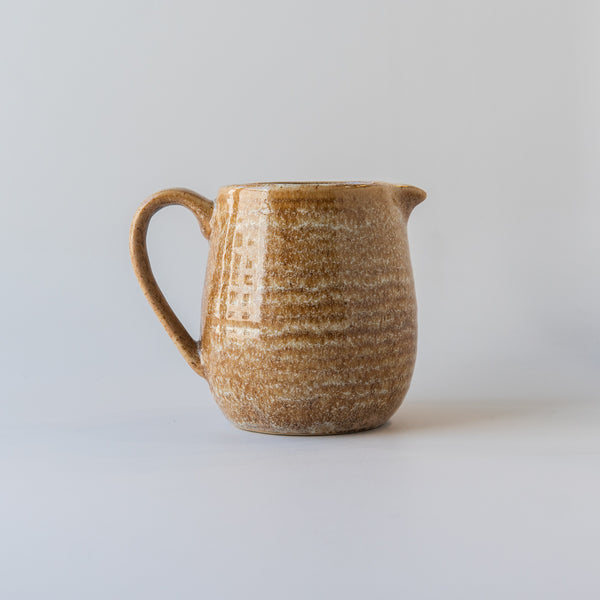 Brown Pitcher