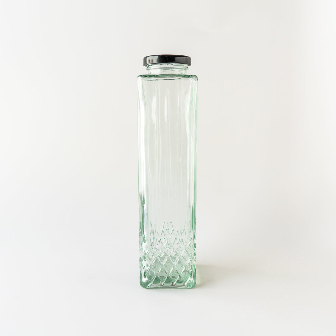 Tall Glass Bottle