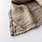 Brown Stripe Linen Tea Towel