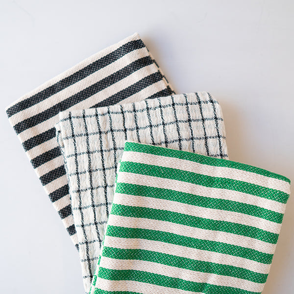Cotton Tea Towels Set of 3