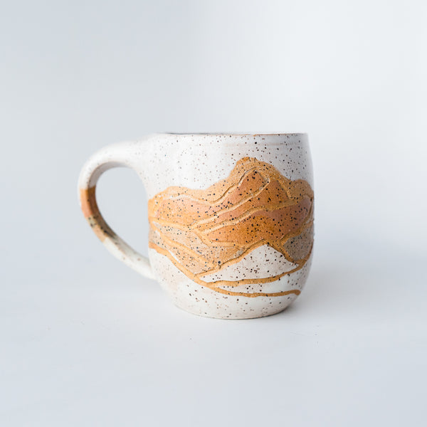 Mountain Mug Rust
