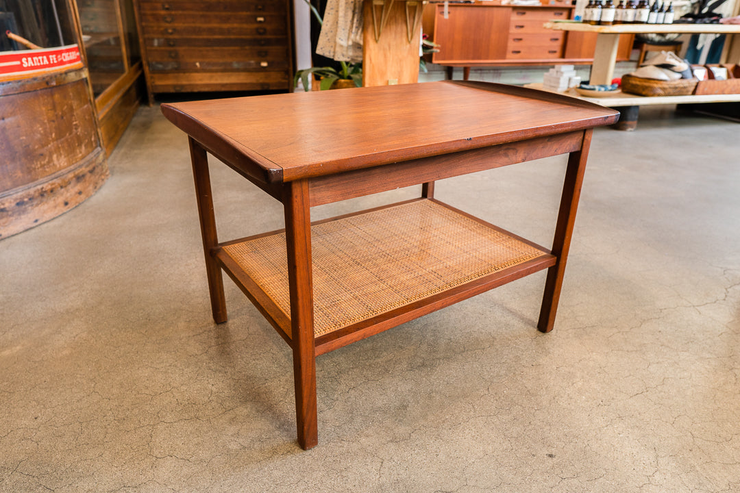 Coffee Table w/ Shelf
