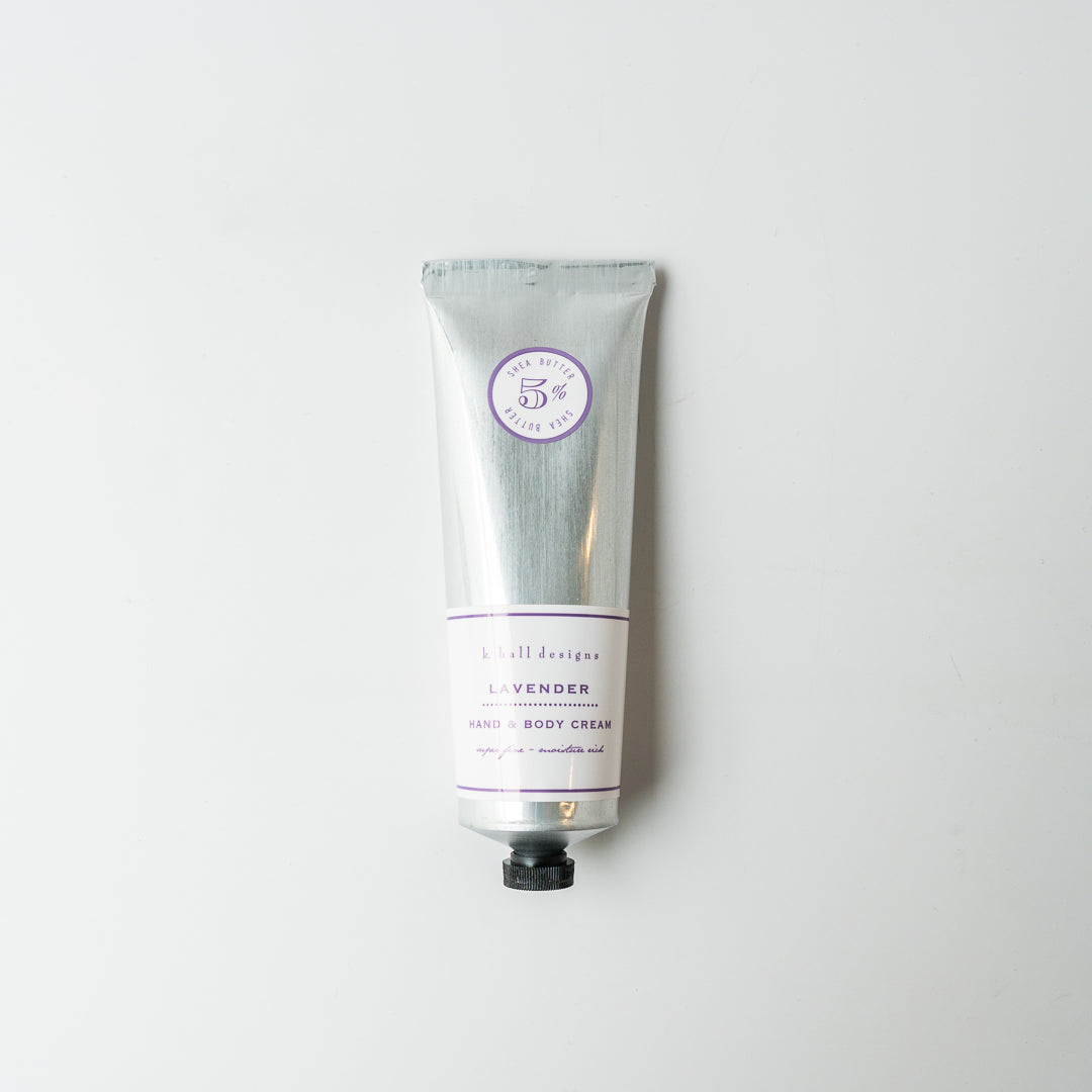 Lavender Hand and Body Cream