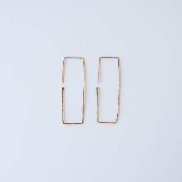Gold Rectangle Threaders