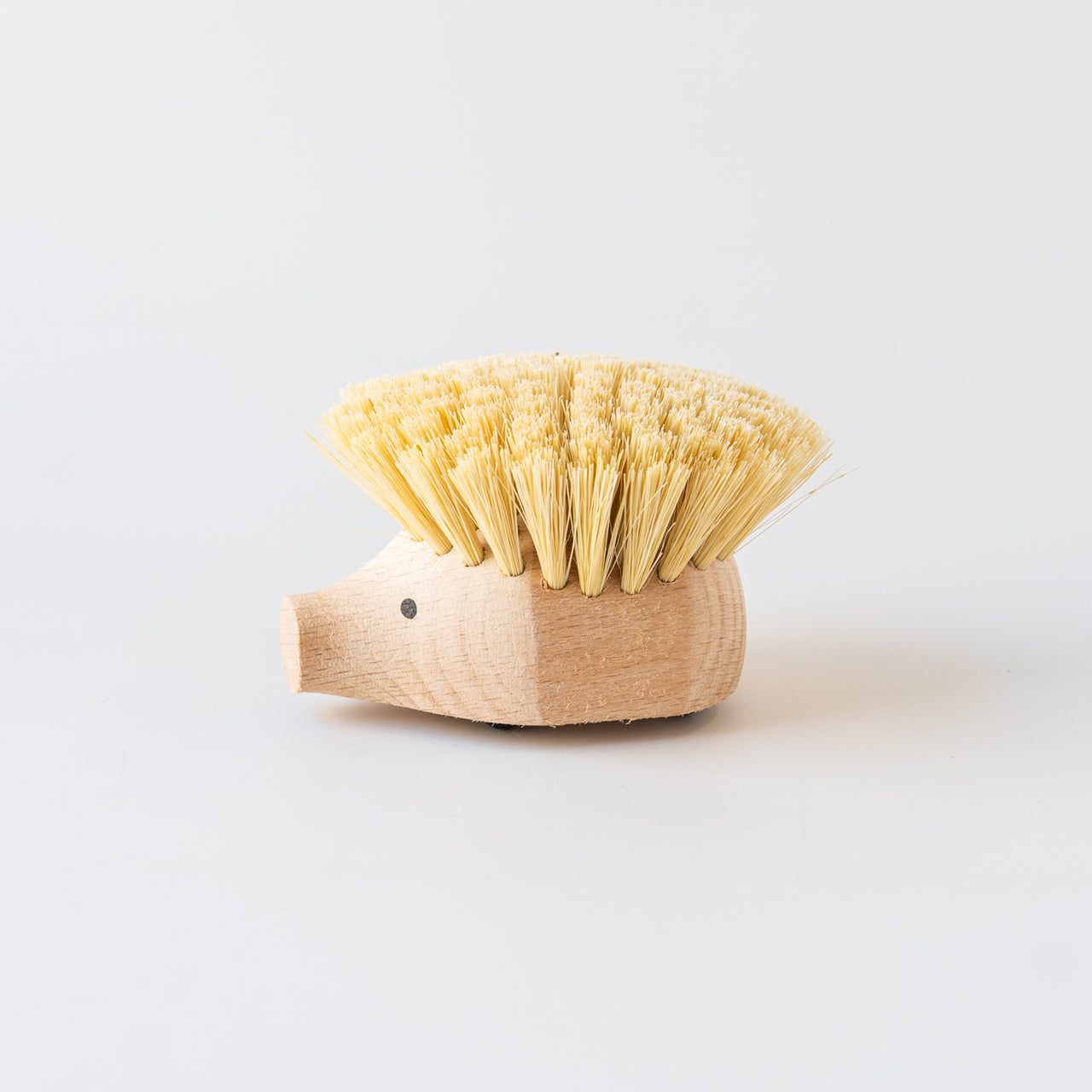 Hedgehog Wooden Dish Brush