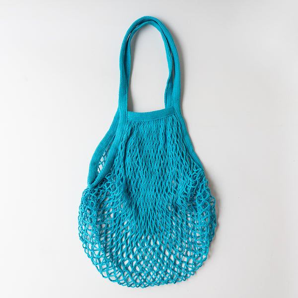 Market Bag Blue