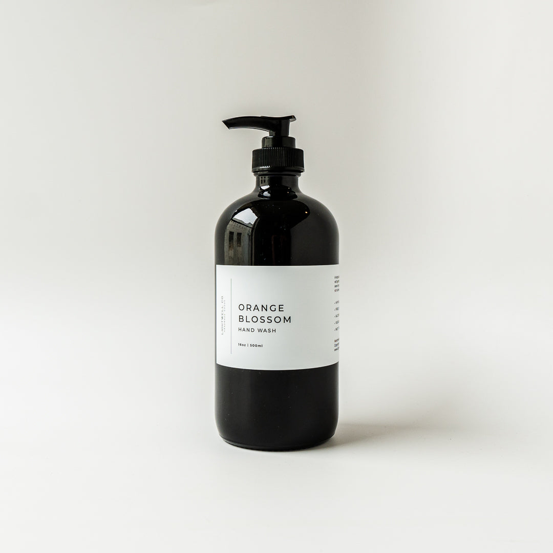 Orange Blossom Hand Wash