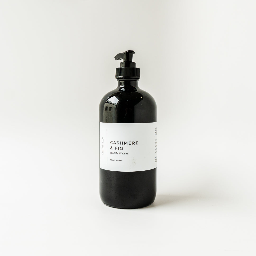 Cashmere and Fig Hand Wash