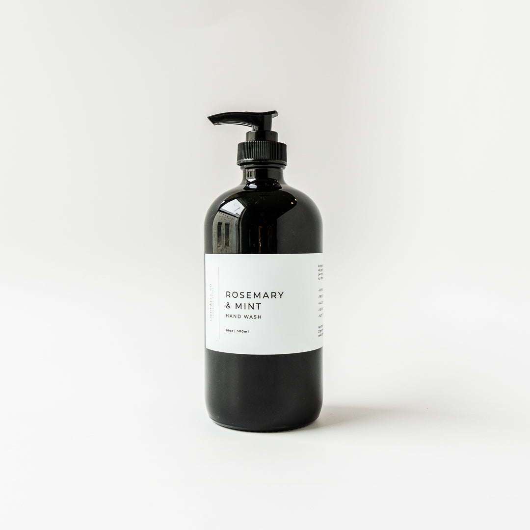 Rosemary and Mint Hand Wash