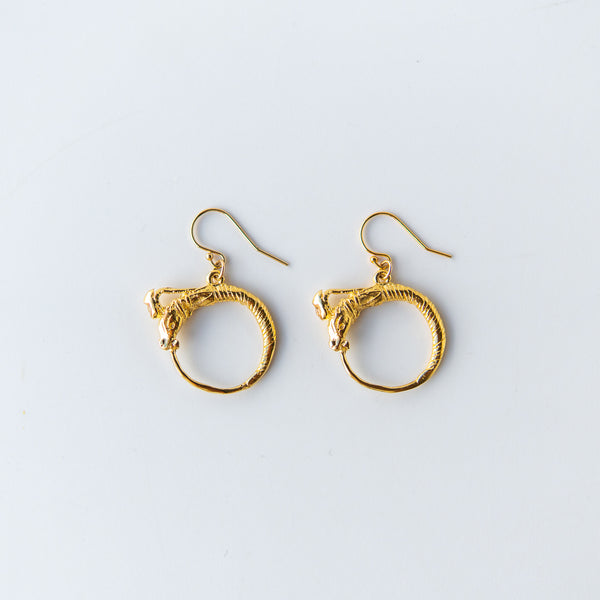 Oroboro Earrings